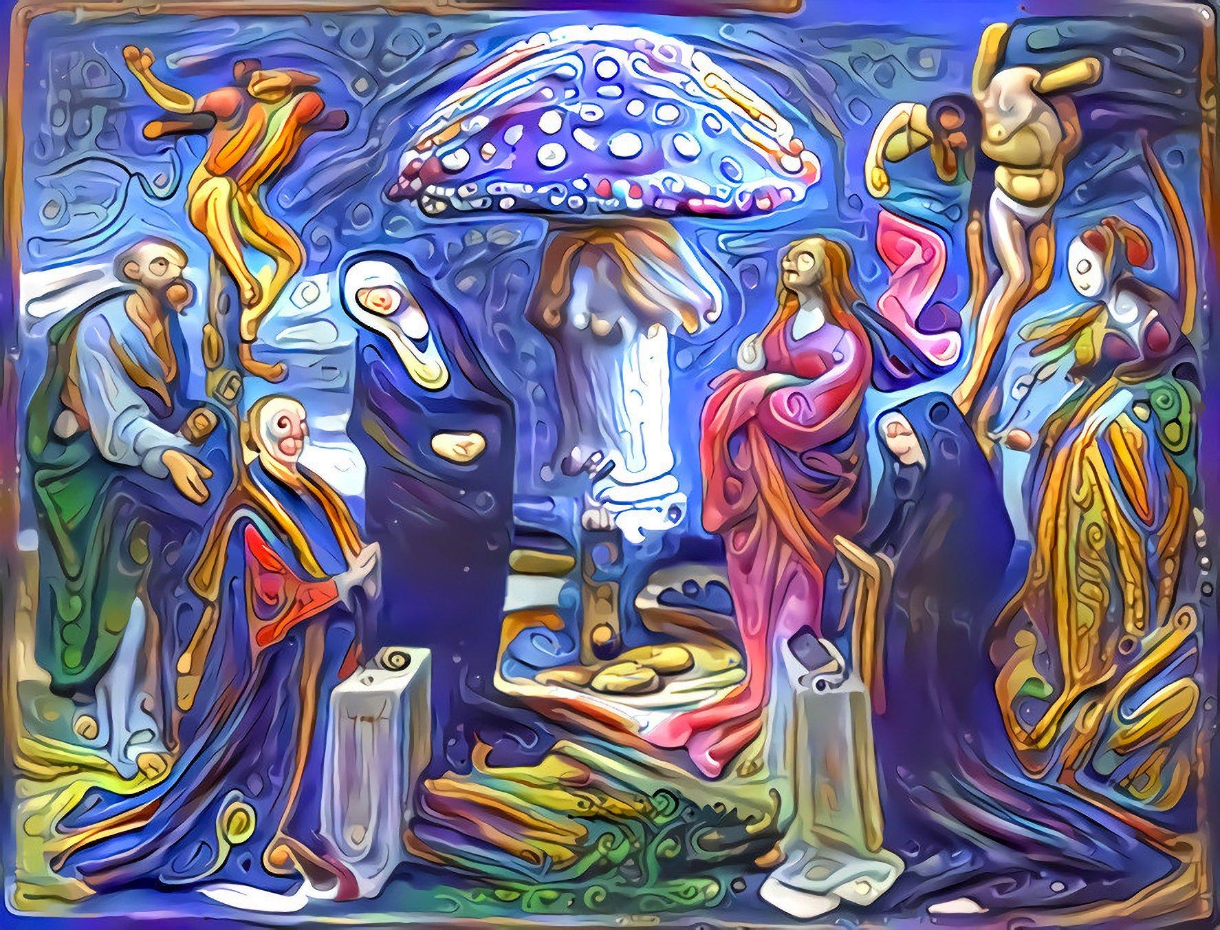 Fungus Iesu Christe, Fili Dei